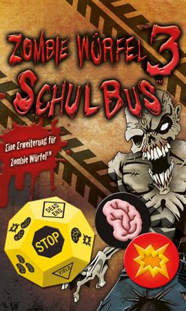 Zombie Würfel 3 - Schulbus