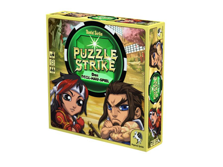 Puzzle Strike - Das Deck-Hau-Spiel