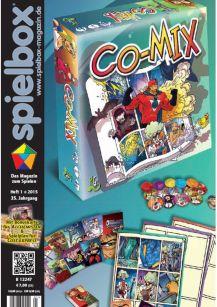 Spielbox 1/2015 englische Ausgabe