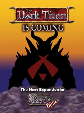Castle Panic - Dark Titan Erweiterung (engl.)