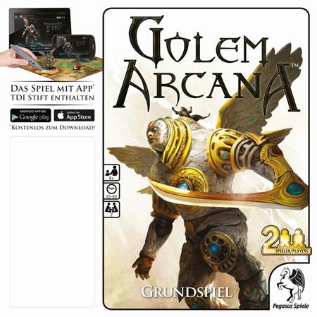 Golem Arcana - Grundspiel