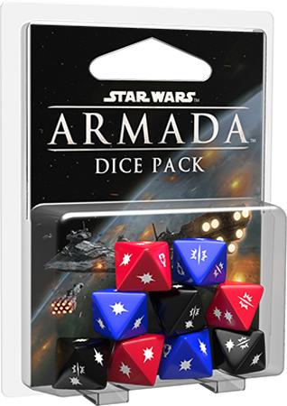 Star Wars: Armada - Würfelset
