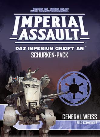 Star Wars: Imperial Assault - General Weiss Erweiterung