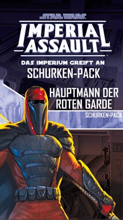 Star Wars: Imperial Assault - Rote Garde Champion Erweiterung