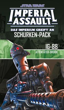 Star Wars: Imperial Assault - IG-88 Erweiterung