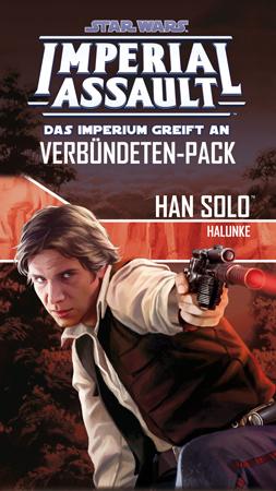 Star Wars: Imperial Assault - Han Solo Erweiterung