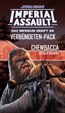 Star Wars: Imperial Assault - Chewbacca Erweiterung