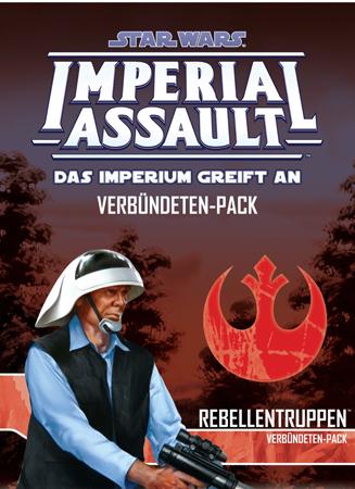 Star Wars: Imperial Assault - Rebellentruppen Erweiterung