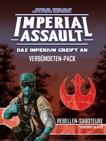 Star Wars: Imperial Assault - Rebellensaboteure Erweiterung