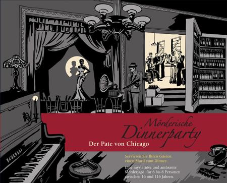 Mörderische Dinnerparty - Der Pate von Chicago