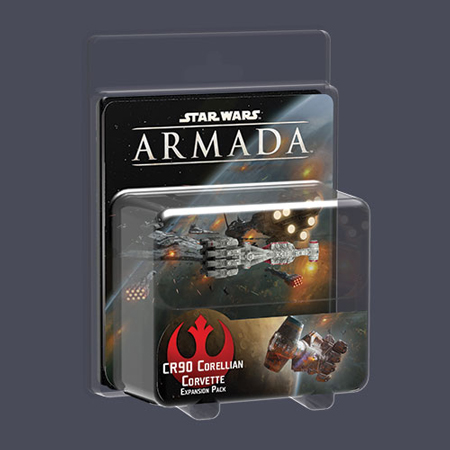Star Wars: Armada - CR90-Corellianische Korvette Erweiterungspack
