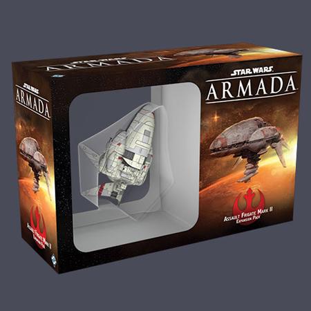 Star Wars: Armada - Angriffsfregatte Mk. II Erweiterungspack