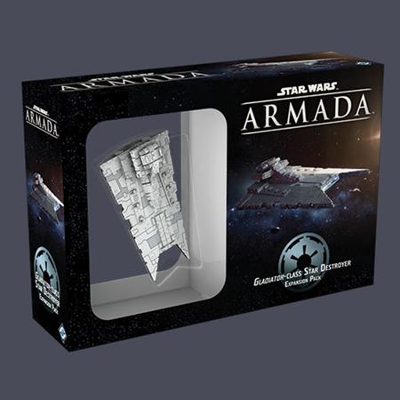 Star Wars: Armada - Sternenzerstörer der Gladiator-Klasse Erweiterungspack