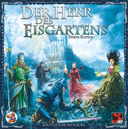 Der Herr des Eisgartens - zweite Auflage