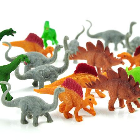 Dinosaurier der Urzeit - Spielfigurenset