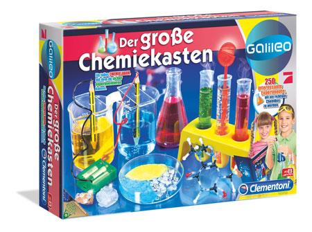 Galileo - Der große Chemiekasten (ExpK)