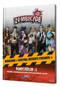 Zombicide - Kompendium #1 (dt.)