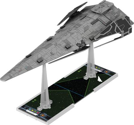 Star Wars X-Wing: Imperiale Sturm-Korvette