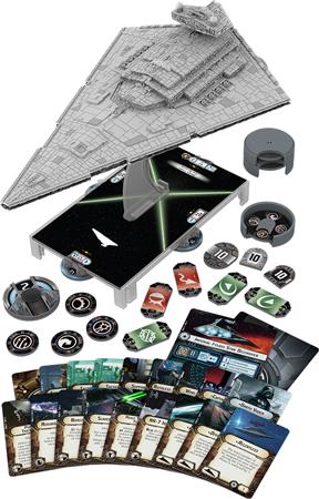 Star Wars: Armada - Sternenzerstörer der Imperium-Klasse Erweiterungspack
