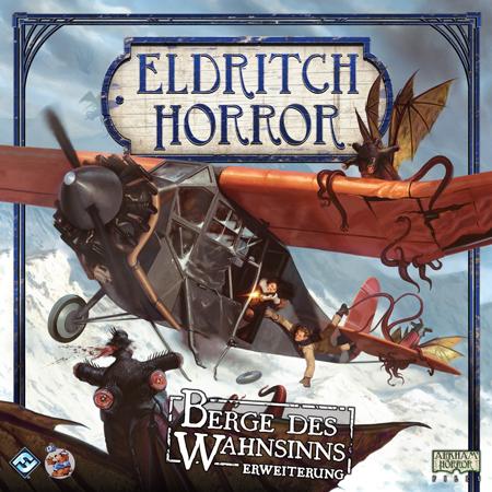 Eldritch Horror - Berge des Wahnsinns (Erweiterung)