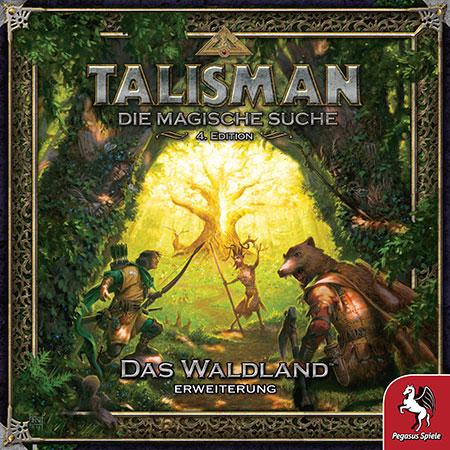 Talisman: Die Magische Suche (4. Edition) - Das Waldland Erweiterung