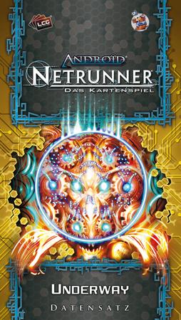 Android Netrunner Kartenspiel - Underway (Datensatz/SanSan-Zyklus 4)