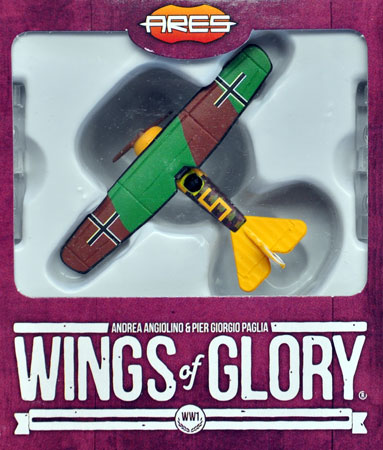 Wings of Glory -WW1- FOKKER E.V (SHARON) WGF119C