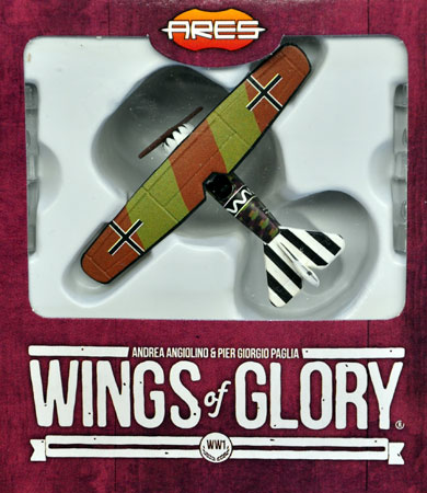 Wings of Glory -WW1- FOKKER E.V (LÖWENHARDT) WGF119A