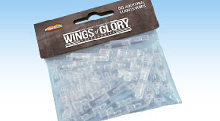 Wings of Glory Bag of 50 Additional Flight Stands WGA504
