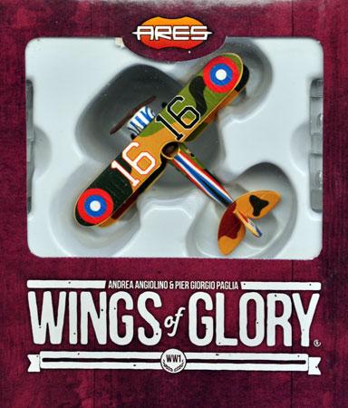 Wings of Glory -WW1- NIEUPORT NI.28 (HARTNEY) WGF120A