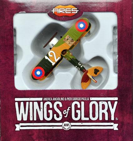 Wings of Glory -WW1- NIEUPORT NI.28 (RICKENBACKER) WGF120C