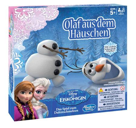 Die Eiskönigin - Olaf aus dem Häuschen