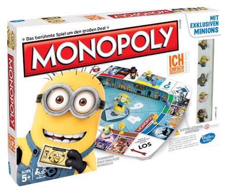 Monopoly: Ich - Einfach unverbesserlich