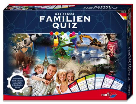 Das grosse Familien-Quiz