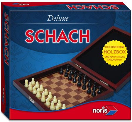 Deluxe - Reisespiel Schach