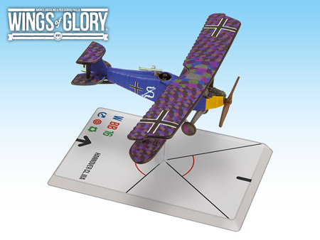 Wings of Glory WW1: HANNOVER CL.IIIA (LUFTSTREITKRÄFTE) WGF208C