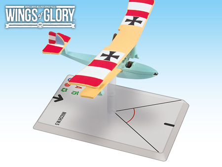 Wings of Glory WW1: MACCHI M.5 (WELKER) WGF207C