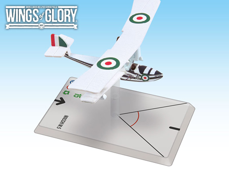 Wings of Glory WW1: MACCHI M.5 (HAVILAND) WGF207B