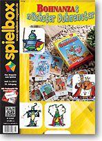Spielbox 2/2015 englische Ausgabe