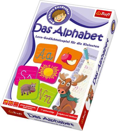 Der kleine Entdecker - Das Alphabet