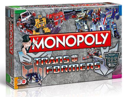 Monopoly - Transformers