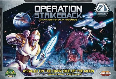 Galaxy Defenders - Operation Strikeback Erweiterung (engl.)