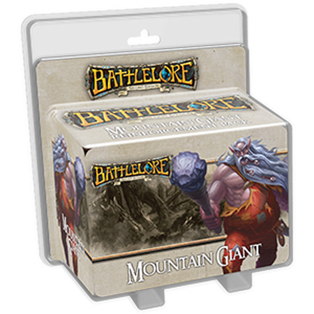 Battlelore 2nd Edition - Mountain Giant Reinforcement Pack (engl.)