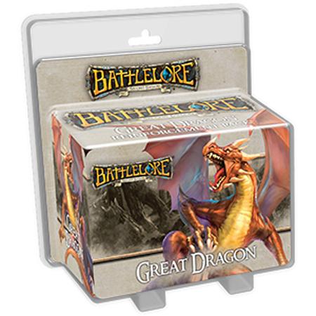 Battlelore 2nd Edition - Great Dragon Reinforcement Pack (engl.)