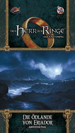 Der Herr der Ringe - Das Kartenspiel: Die Ödlande von Eriador (Angmar erwacht 1)