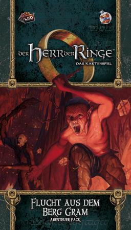 Der Herr der Ringe - Das Kartenspiel: Flucht aus dem Berg Gram (Angmar erwacht 2)