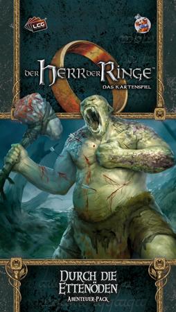Der Herr der Ringe - Das Kartenspiel: Durch die Ettenöden (Angmar erwacht 3)