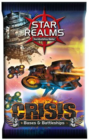 Star Realms: Crisis - Basen und Kriegsschiffe Erweiterung (engl.)