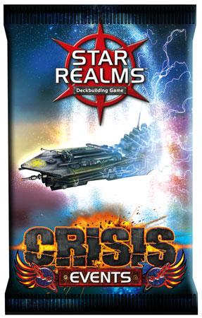 Star Realms: Crisis - Ereignisse Erweiterung (engl.)