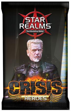 Star Realms: Crisis - Helden Erweiterung (engl.)